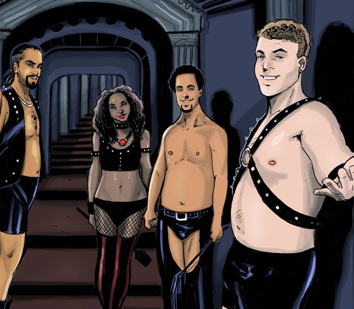 Explore BDSM